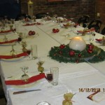 The beautiful table!