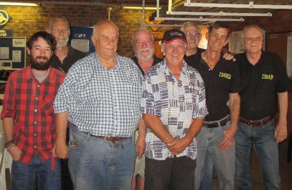 A G M 2017 Committee Members